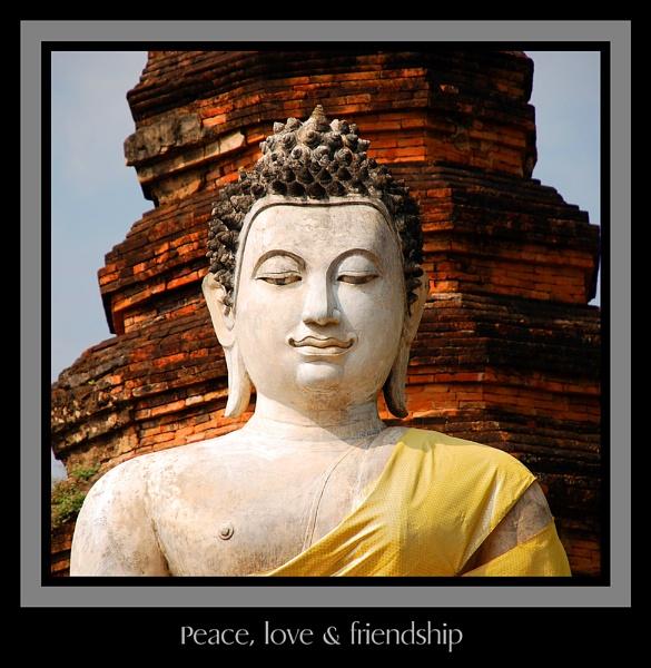 Buddha by ferguspatterson