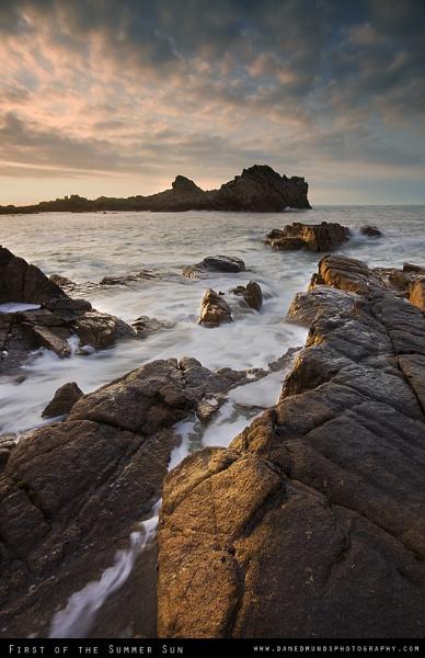 First of the Summer Sun by Guernseydan