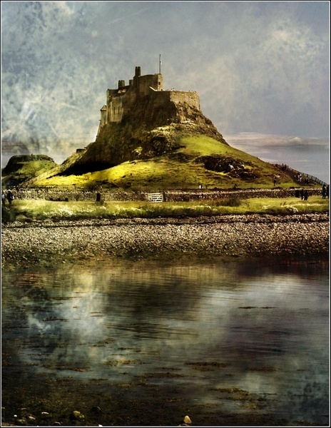 Holy Island by graeme34