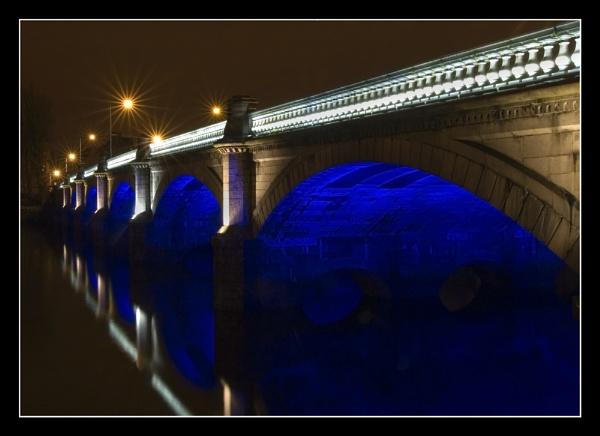 Blue Bridge by Boagman65
