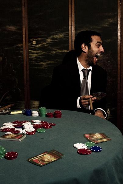 Poker face by rjpphotos