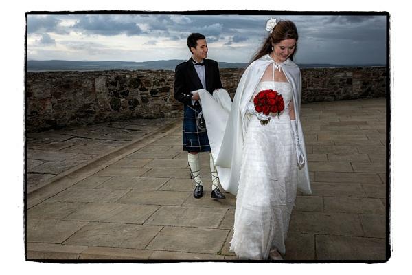 Unusual Bridesmaid... by Badger
