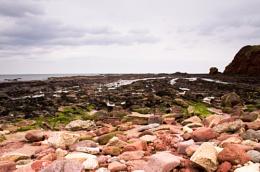 Pink Rock Beach
