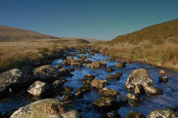 Dartmoor river moods by Bill99