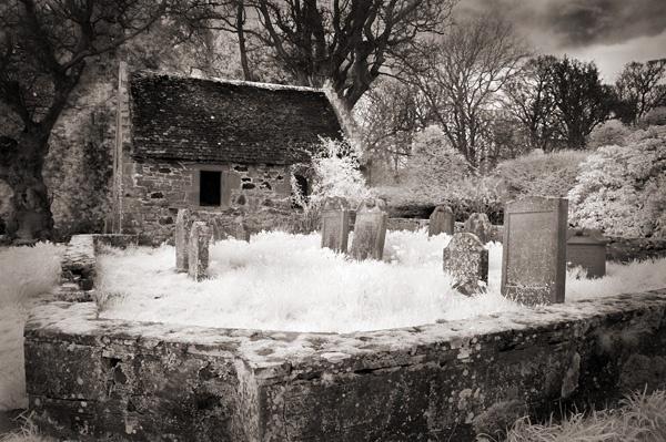 Megginch Castle Church by davecarse
