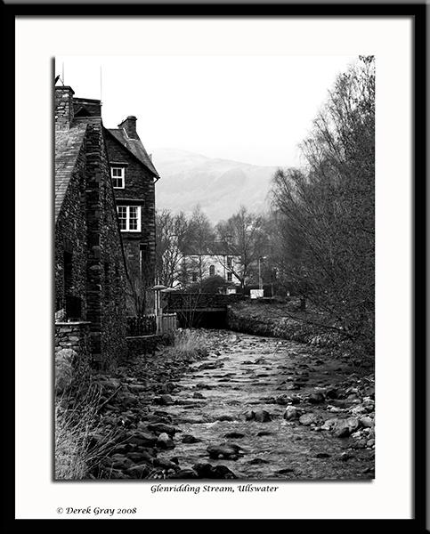 Ullswater Stream by DerekLG