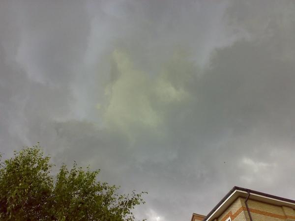 Angel In A Cloud by 1Amateur