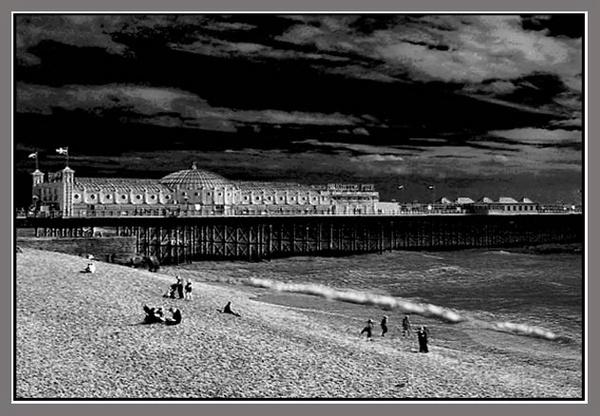 Brighton Pier by nikon