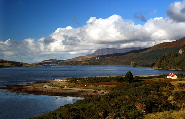 Loch Broom by geegee