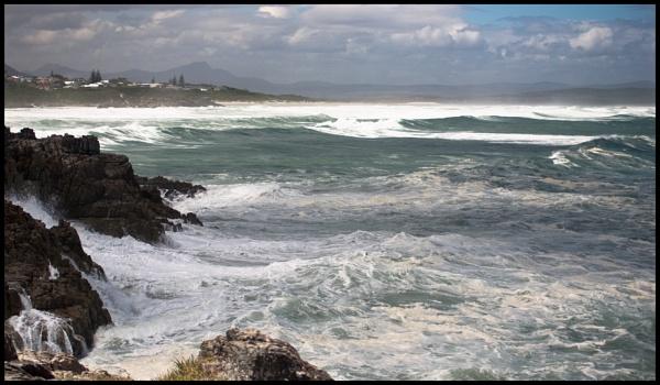 Cape Coast by Take-a-View