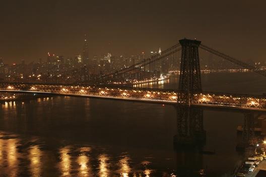 NYC by night by BHSDallas