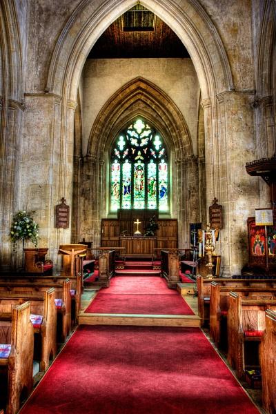 St Mary\'s, Snettisham by Raindancer