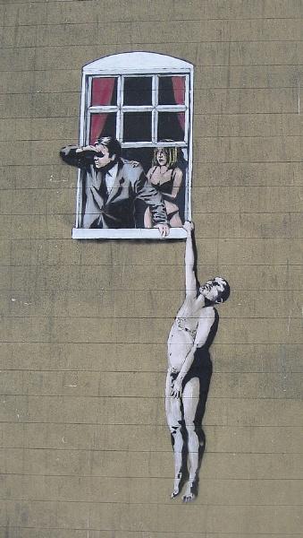 Hanging Around! by Glostopcat