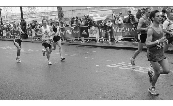 Keep on running by CaroleA