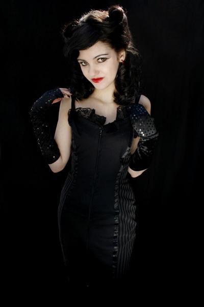 Black Vintage by Rubytrue