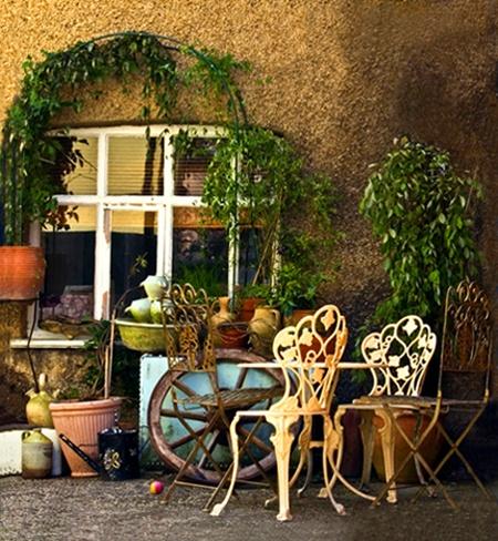 Garden Bistro by Ratcatcher