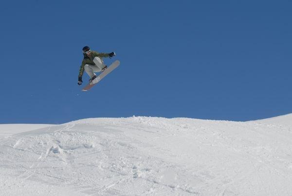 Snowboard Heaven by thesamesky