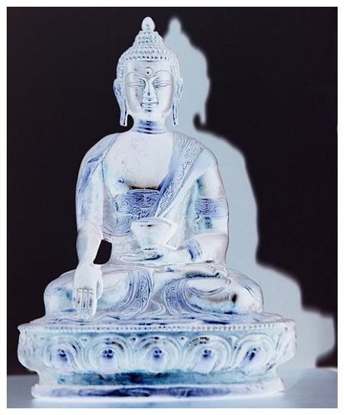 My friend\'s Buddha by Ukulele_Lady