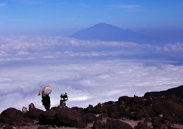 Mount Meru by JJSmythe
