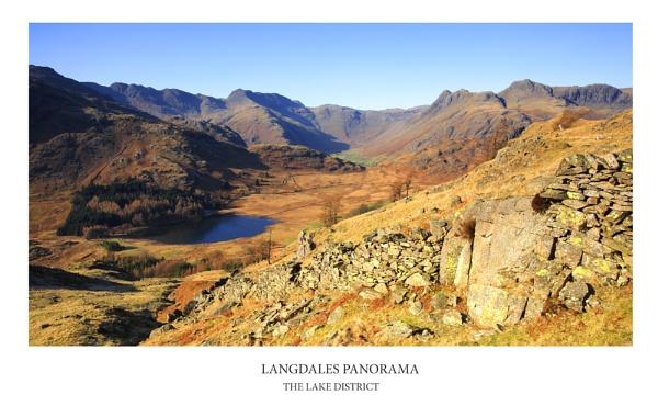 langdales Panorama by acaado1
