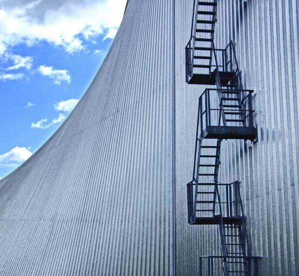 Cold War Hangar by Gillspam