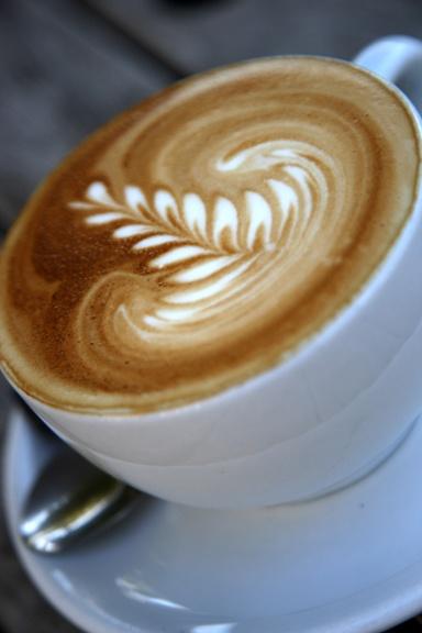 Cafe Latte by sandford