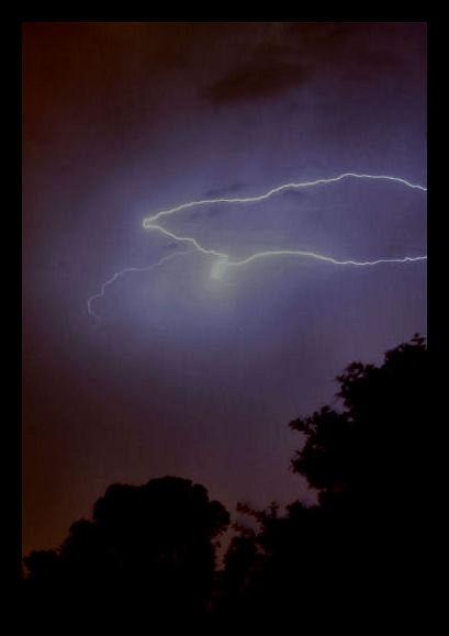 Lightening! by challicew