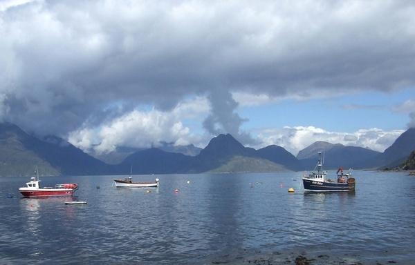 Boats by emmaA