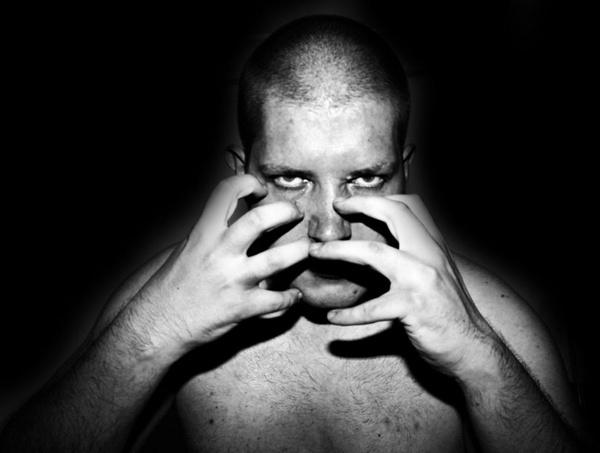 Psyco self portrait by Alex_Scragg