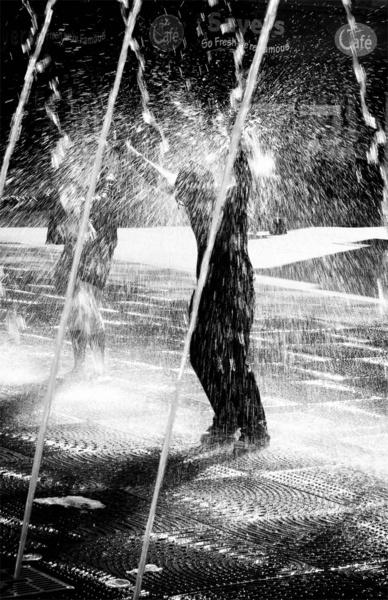 Fountain Girl by Alex_Scragg