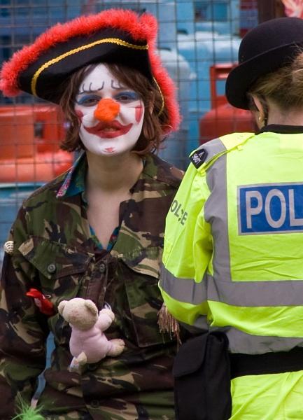 Clown(s) by scotjames