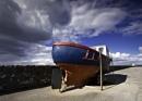 Ballyvaughan Boat by Mari