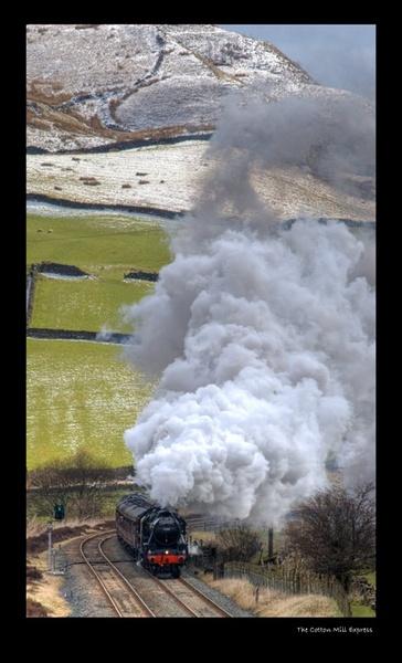 Cotton & Steam by dtomo68