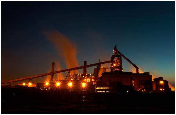 Steel Works by ashley