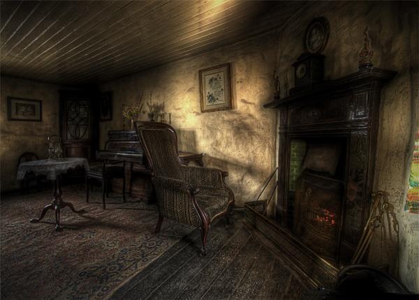 Fireside.... by thearmsofvenusdemilo
