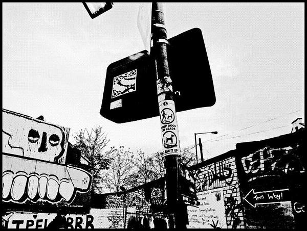 Street scene by iainpb