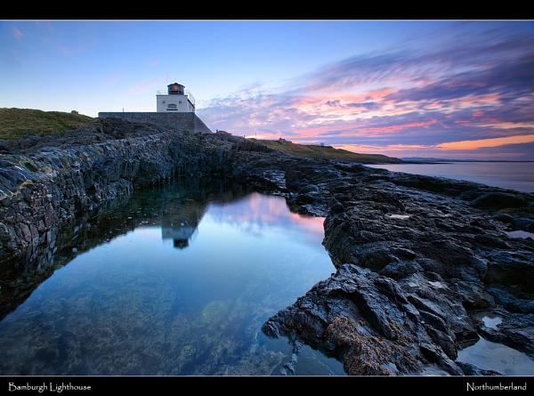 Bamburgh Lighthouse by MarkT