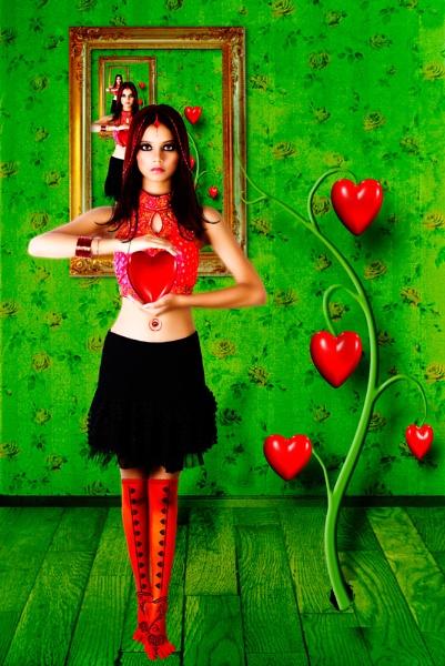 Heart Stealer by vismaya