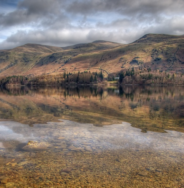 Thirlmere View by VintageRed