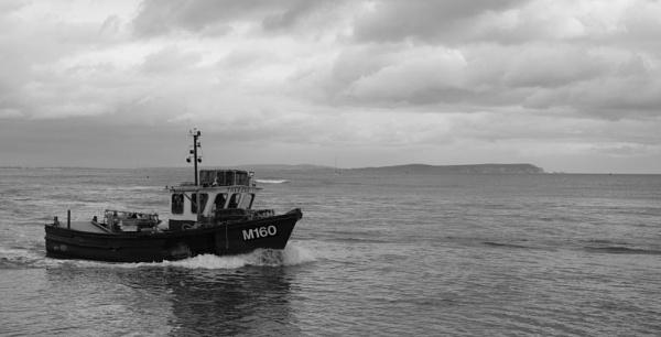 Trawling home by yasika