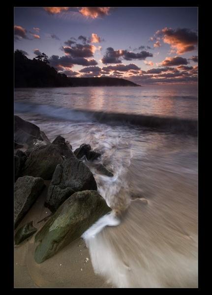 Salcombe Sand by tavm