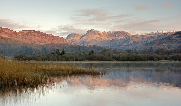 Elterwater Dawn by bazhutton