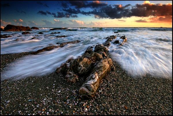 Pebble Rush by renavatio