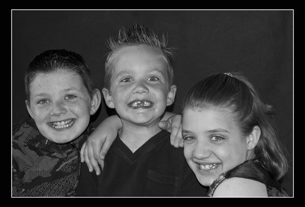 The Three Amigos... by Mobieus