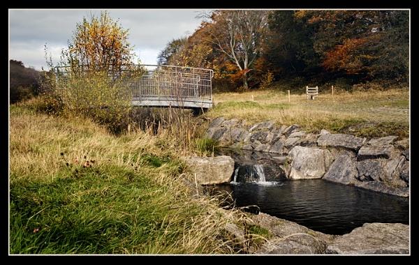 The footbridge by gary_d
