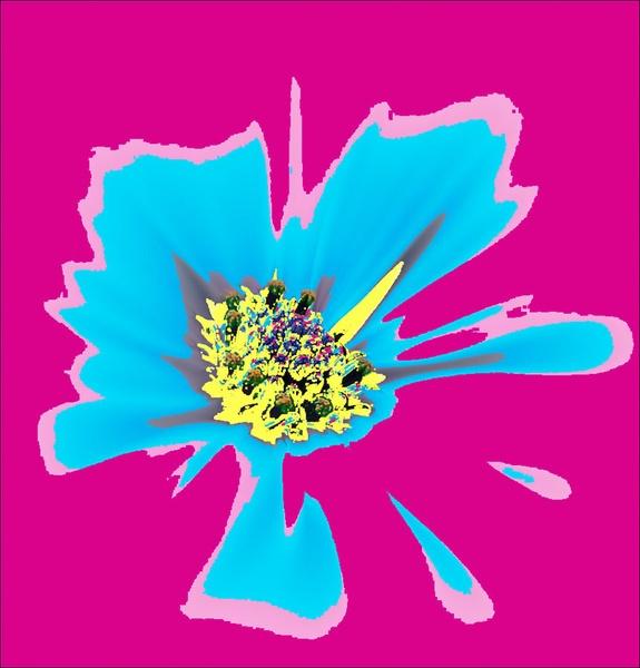 shades of blue by clintnewsham