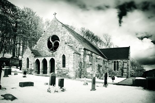 West Wemyss Church by davecarse