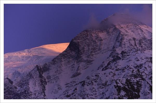 Alpen Glow. by rontear