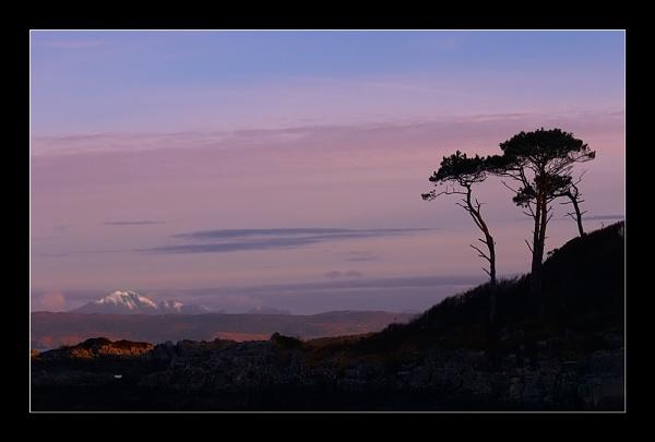 Early Morning Skye by jeanie