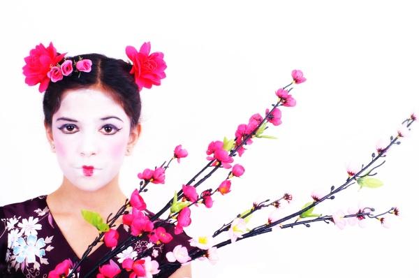 Cherry Blossom #3 by Fishnet